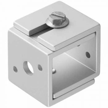 Verstelbare leuninghouder aluminium F1 44-56 mm