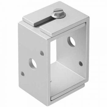 Verstelbare leuninghouder aluminium F1 55-76 mm